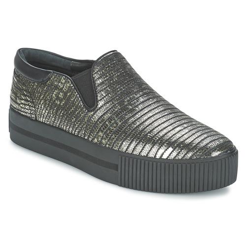 Ash KARMA Negro - Envío gratis | ! - Zapatos Slip on Mujer