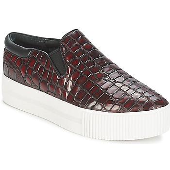 Zapatos Mujer Slip on Ash KARMA Burdeo
