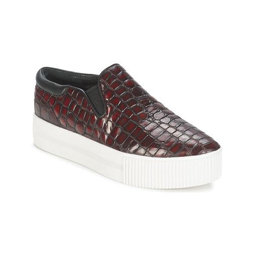 Ash KARMA Burdeo - Envío gratis | ! - Zapatos Slip on Mujer
