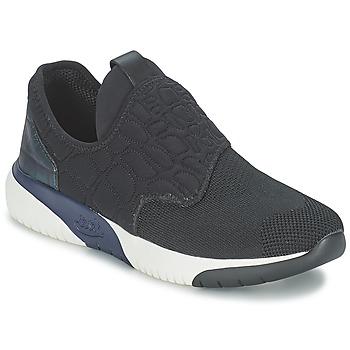 Zapatos Mujer Zapatillas bajas Ash SODA Negro / Azul