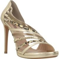 Zapatos Mujer Sandalias Albano 4140 Oro