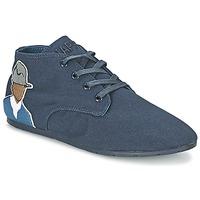 Zapatos Mujer Zapatillas bajas Eleven Paris BASTEE Marino