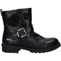 Zapatos Niña Botines MTNG 47857 Negro