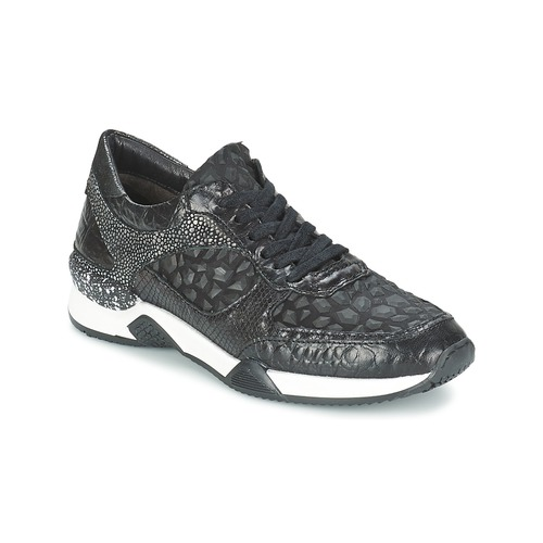 Zapatos Mujer Zapatillas bajas Mjus KRUPA Negro