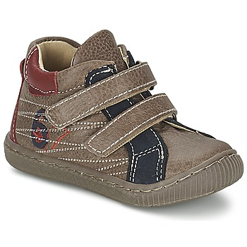 Zapatos Niño Zapatillas altas Citrouille et Compagnie THEO Topotea