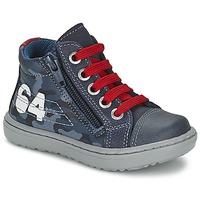 Zapatos Niño Zapatillas altas Citrouille et Compagnie MINAI Azul