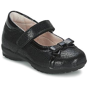 Zapatos Niña Bailarinas-manoletinas Citrouille et Compagnie TETRAS Negro