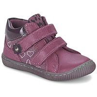 Zapatos Niña Botas de caña baja Citrouille et Compagnie GALIS Rosa