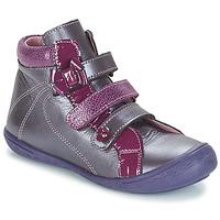 Zapatos Niña Zapatillas altas Citrouille et Compagnie FALIE Violeta