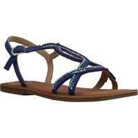 Zapatos Niña Sandalias Gioseppo 39584G Azul