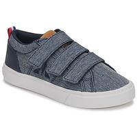 Zapatos Niños Zapatillas bajas Le Coq Sportif VERDON INF Azul