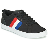 Zapatos Hombre Zapatillas bajas Le Coq Sportif VERDON CLASSIC FLAG Negro