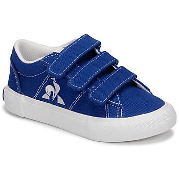 Zapatos Niños Zapatillas bajas Le Coq Sportif VERDON PLUS Azul