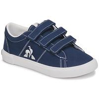 Zapatos Niños Zapatillas bajas Le Coq Sportif VERDON PLUS PS Azul