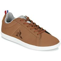 Zapatos Zapatillas bajas Le Coq Sportif COURTCLASSIC GS Marrón