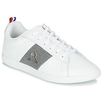 Zapatos Zapatillas bajas Le Coq Sportif COURTCLASSIC GS Blanco