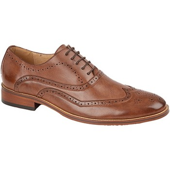 Zapatos Hombre Richelieu Goor  Marrón Medio