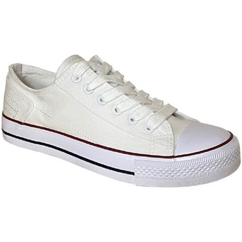 Zapatos Mujer Deportivas Moda Dek  Blanco