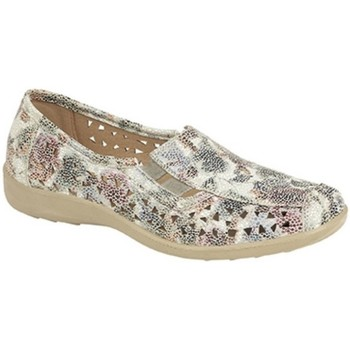 Zapatos Mujer Mocasín Boulevard  Multicolor