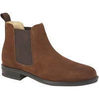 Zapatos Hombre Botas de caña baja Roamers  Ante - Tostado