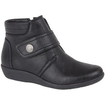 Zapatos Mujer Botines Boulevard  Negro