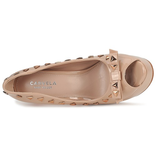 Zapatos Carvela Carvela Zapatos Carvela Nude De Zapatos De Tacón Tacón De Tacón Nude qpUzVSM
