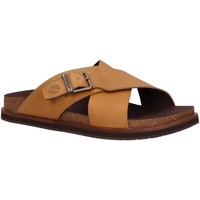 Zapatos Hombre Chanclas Timberland A2B5T Amalfi Vibes Beige