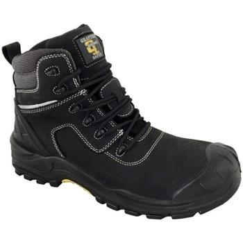 Zapatos Hombre zapatos de seguridad  Grafters  Negro