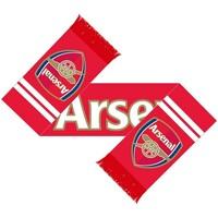 Accesorios textil Bufanda Arsenal Fc  Rojo