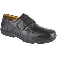 Zapatos Hombre Zapatillas bajas Roamers  Negro
