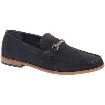 Zapatos Hombre Mocasín Roamers  Azul Marino