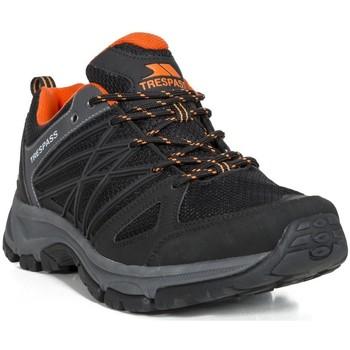 Zapatos Hombre Senderismo Trespass  Negro