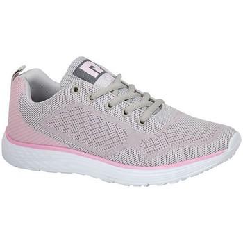 Zapatos Mujer Zapatillas bajas Dek  Gris/Rosa Pálido