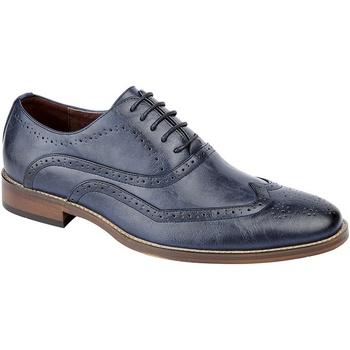 Zapatos Hombre Richelieu Goor  Azul Aegean