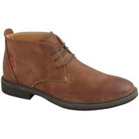 Zapatos Hombre Botas de caña baja Goor  Tostado