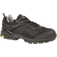 Zapatos Hombre zapatos de seguridad  Grafters  Negro Multi