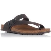 Zapatos Hombre Sandalias Interbios 9511 MOKA