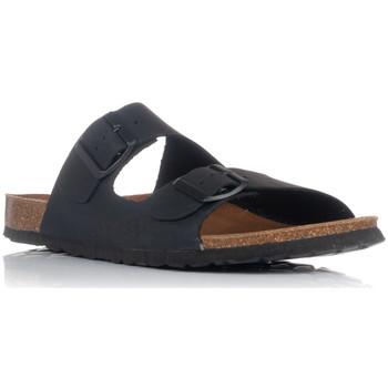 Zapatos Hombre Zuecos (Mules) Interbios 9560 NEGRO