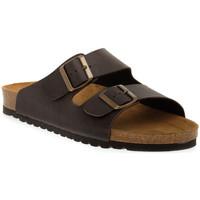 Zapatos Mujer Zuecos (Mules) Bioline 420 MORO PREMIER Marrone