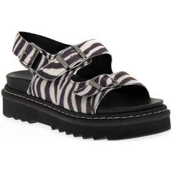 Zapatos Mujer Sandalias Sono Italiana SANDALO Nero