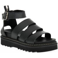 Zapatos Mujer Sandalias Sono Italiana DOLLARO NERO Nero