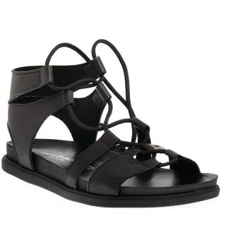 Zapatos Mujer Sandalias Sono Italiana TERRY NERO Nero