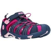 Zapatos Niña Sandalias de deporte Joma 2003 Navy Purple Niña Azul marino bleu