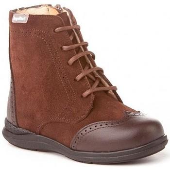 Zapatos Hombre Sandalias Müller Shoes Sandalias de hombre de piel by Müller Marron