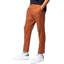 textil Hombre Pantalones chinos Antony Morato MMTR00546-FA800126 Marrone