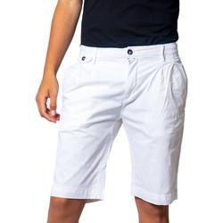 textil Hombre Shorts / Bermudas Brian Brome 20SPBE04 Bianco