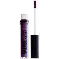Belleza Mujer Gloss  Nyx Glitter Goals Liquid Lipstick amethyst Vibes 3 ml