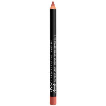 Belleza Mujer Lápiz de labios Nyx Suede Matte Lip Liner free Spirit 3,5 Gr 3,5 g