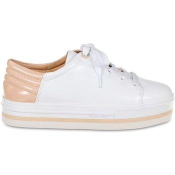 Zapatos Mujer Zapatillas bajas Petite Jolie By Parodi 3705 Beige