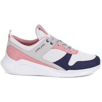 Zapatos Mujer Zapatillas bajas Petite Jolie By Parodi 3974 Blanco